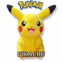 Boneco Pokemon Pikachu Charmander Bulbasaur Squirtle
