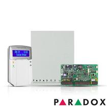Alarma Paradox Evo 192 Con Teclado K641+ Original Y Cajetín
