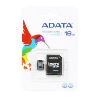 Memoria Micro Sd 16gb Calse 4 Para Celulares Camaras Tablets