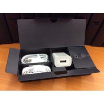 Kit Accesorios Huawei Originales Cargador Cable Audifonos