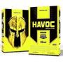 Havoc Neonutri Pré-treino 66 Packs / Monster Extreme Black