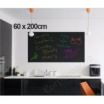 Pizarra Blackboard Papel Decorativo Contact