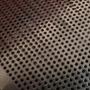 Lamina Microperforada Acero Al Frio 50x100 Circular 3 Mm