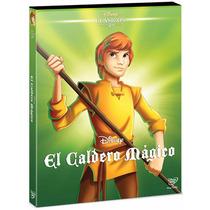 El Caldero Magico Clasicos De Disney , Pelicula En Dvd