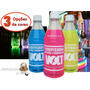 Tinta Invisível Fluorescente 500ml Estilo Neon Brilhante