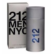 Perfume 212 Men 100ml Carolina Herrera Original Masculino