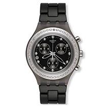 Swatch Chrono Completo De Blooded Stoneheart De Aluminio P