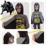 Remera Disfraz Superheroe Batman Superman Thor Darth Vader