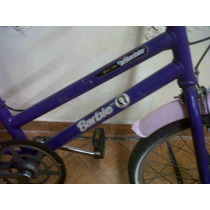 Bicicleta Rodado 16 Barvie