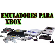 Patchs Emuladores Para Xbox 1 Antigo Diversos