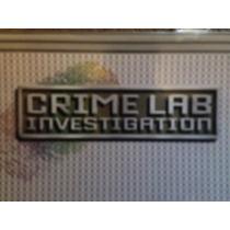 Csi, Juego De Investigación Criminal Usado.