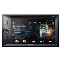 Sony - Dvd - Doble Din - Pantalla Táctil - Aux - Usb - W600