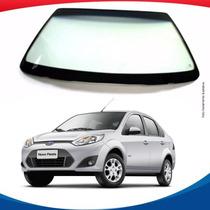 Parabrisa Novo Para Instalação Ford Fiesta Rocam Sedan 02/12