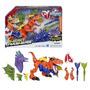 Muñeco Hero Mashers Jurassic World Tiranosaurio-envio Gratis