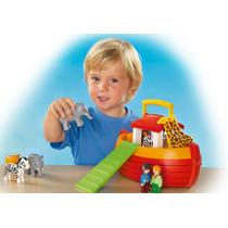 Retromex Playmobil 6765 Arca De Noe 123 Bebes Reyes Magos