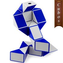 Cubo Estilo Rubik Shengshou Magic Snake Serpiente Puzzle