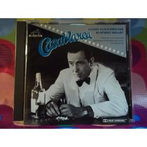 Casa Blanca Cd Soundtrack, Classic Film Scores,1974 Usa, Rca