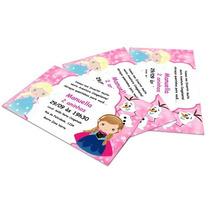 Convites Personalizados (chá De Bebê Ou Aniversários)