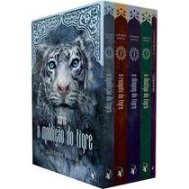 Livro - Box A Maldição Do Tigre (5 Volumes) - Lacrado