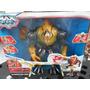 Figura Max Steel Elementor Oro Battle Tek