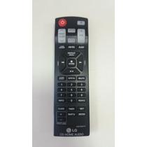 Is-cm9730 Controle Remoto P/som Akb73655721 Original Novo