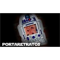 Fiesta Star Wars Portaretratos R2d2