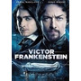 Dvd Victor Frankenstein Estreno Original Nueva Cerrada
