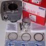 Kit Cilindro Piston Honda Cbx / Nx / Xr Xl 200 Brasil Mahle
