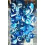 Bolas De Gude - Azul - 50 Unidades