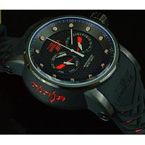Relógio Invicta Rally Ninja Lançamento Original.