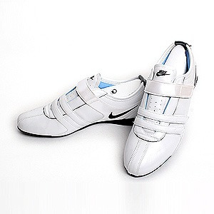 Tenis Nike Shox Rivalry Mujer Bco Original 318773 101 1