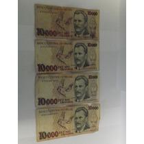 Cédulas De Dez Mil Cruzeiros - Vital Brazil