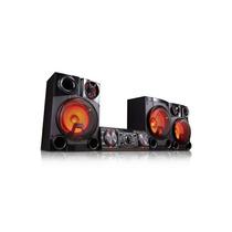 Equipo De Sonido Lg Xboom Cm 8460 Modelo 2016 2750w Rms