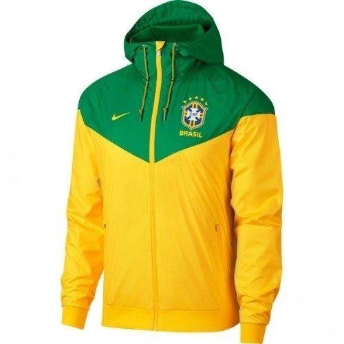 e2703d9a05 Blusa Corta Vento Brasil Nike Original Linda Oferta Especial - R  220
