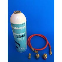 Refacciones Para Refrigeración, Kit Carga De Gas Automotriz