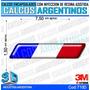 Calcomanias 3d Con Relieve, Accesorio Autos Bandera Francia