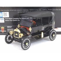 Ford Modelo T 1915 Escala 1:18 Motor City