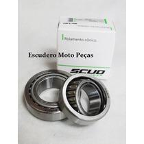 Caixa De Direção Honda Cbx 250 Twister Marca: Scud