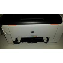 Impresora Hp Laser Jet Cp1025nw Color