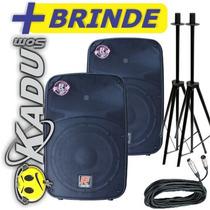 Caixa Ativa 12 Staner 400w Par S/ Fio Usb Wireless Oferta