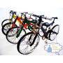 Mini Bicicleta Deportiva De Metal Escala Down Hill Deportiva