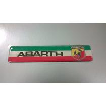 Emblema Abarth Para Fiat Palio Stilo Punto Siena