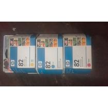 Cartucho Hp De Plother 82 Colores