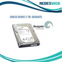 Disco Duro 1tb St1000dm003 Sata Seagate