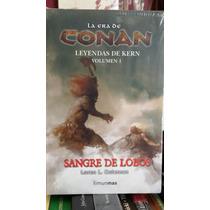 La Era De Conan Volumen 1 Sangre De Lobo .loren L.coleman