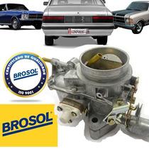 Carburador Opala Caravam H40 Deis 4cc Gasolina Solex Brosol