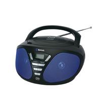Radio Grabadora Bluetooth Radio Fm/usb/cd/mp3/aux Yes Cdy 21