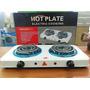 Cocina Electrica Portatil De 2 Hornilla Hot-plate. Nueva