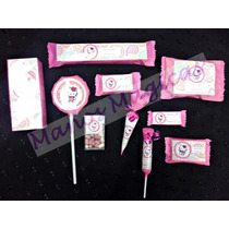 Candy Bar Kitty Golosinas Personalizadas 10 Chicos