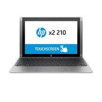 Laptop Hp X2 210 Touch Quadcore 7.36 Ghz Win10 Antivir+funda
